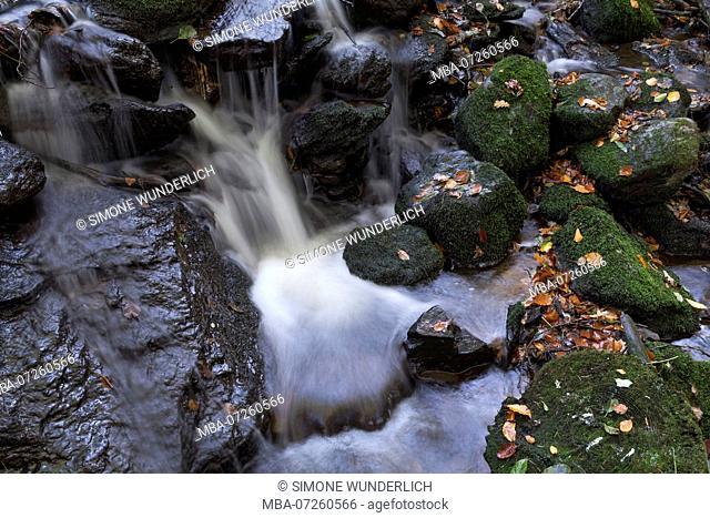Waterfall in Carinthia