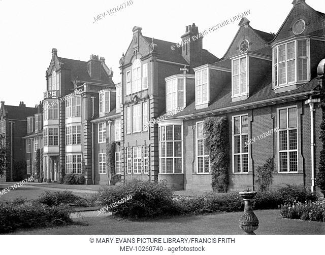 Cambridge, Newnham College 1931