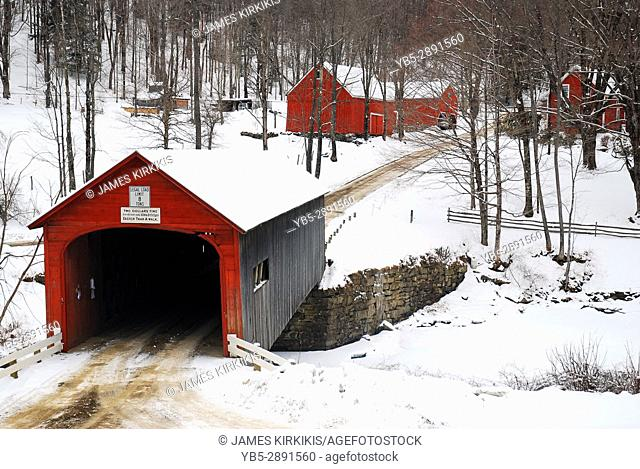 Country Covered Bridge