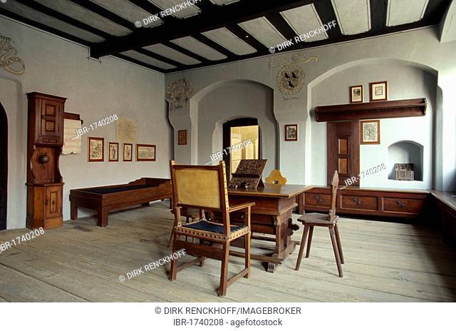 Melanchthon House in Wittenberg, Unesco World Heritage Site, Saxony-Anhalt, Germany, Europe