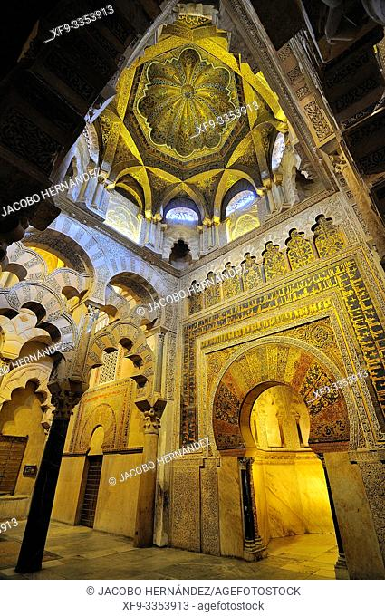 Mosque of Córdoba. Andalusia. Spain