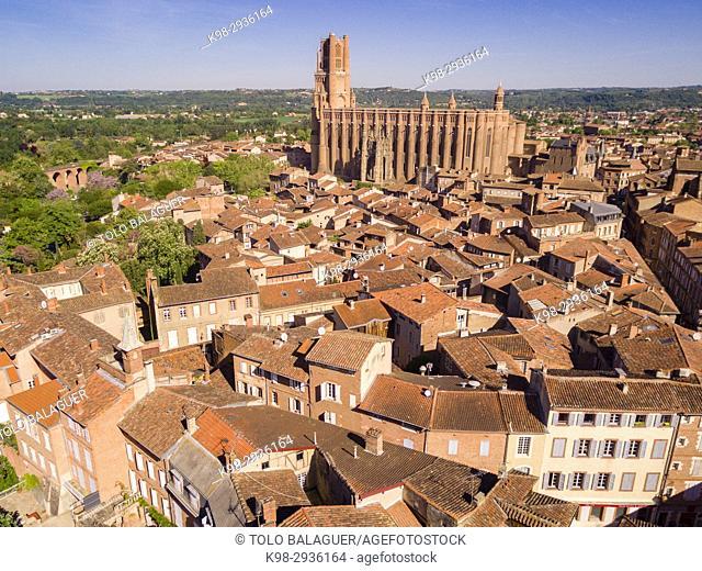 Cathédrale Sainte-Cécile d'Albi, Albi, France