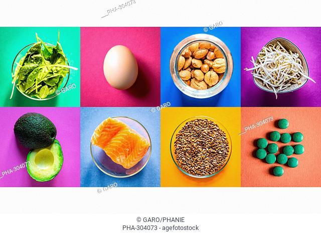 Omega 3-rich foods