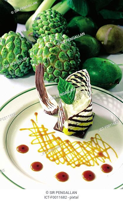 Jamaica, Montego Bay, local gastronomy, dessert