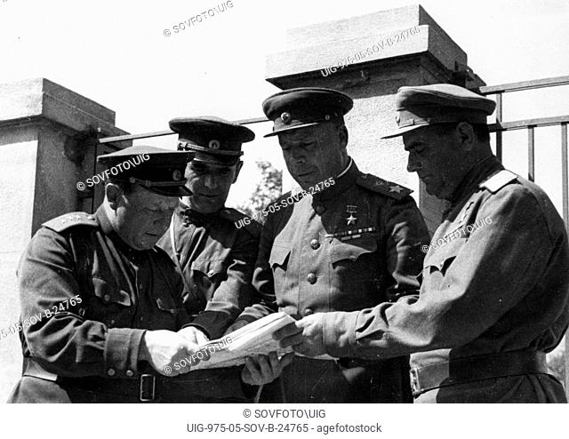 7f271c7ae Army marshal soviet union Stock Photos and Images | age fotostock