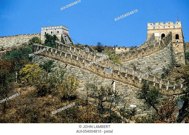 china - the great wall