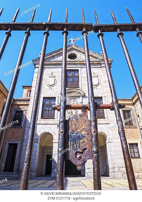 Monasterio de la Encarnación. Madrid, Spain