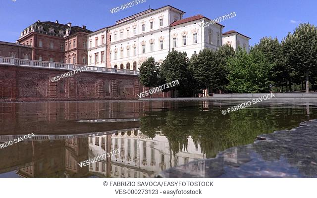 Palace of Venaria, Venaria Reale, Turin, Piedmont, Italy