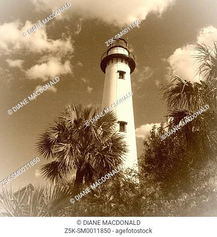 St. Simon's Island Lighthouse, St. Simon's Island, Georgia