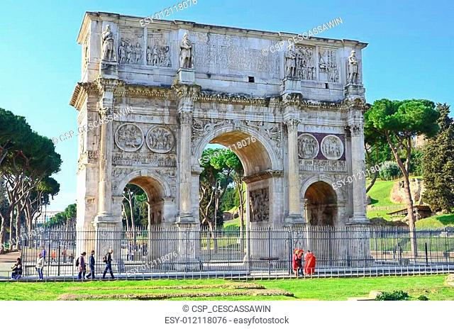 Arch of Constanine