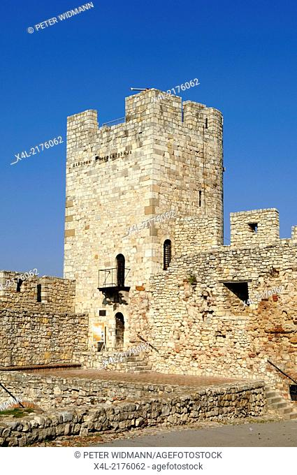 Beograd, Kalemegdan, fortress, Serbia-Montenegro, Belgrade