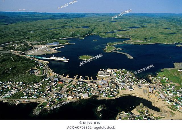 Port aux basques, newfoundland, Canada