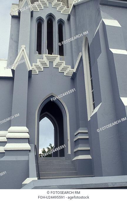church, Bermuda, Hamilton, St. Paul's African Methodist Episcopal Church in the town of Hamilton in Bermuda
