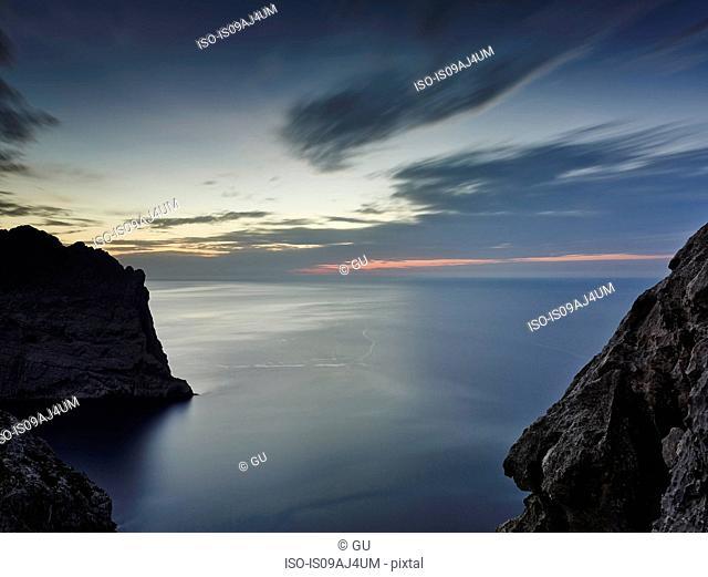 Cap de Formentor, Majorca, Spain