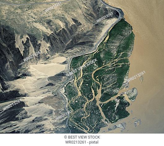 Tibet,Yarlung Tsangpo River