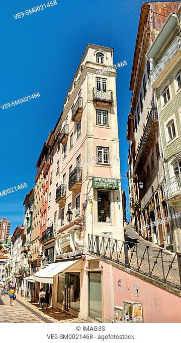 Rua Visconde da Luz, Coimbra, Portugal
