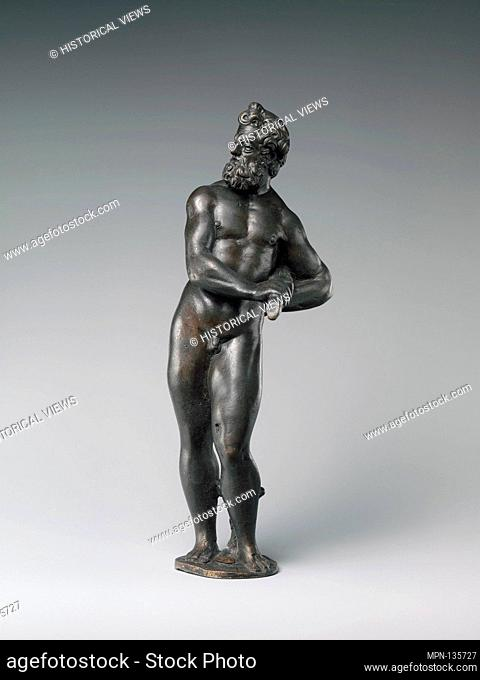 Hercules. Artist: Niccolò Roccatagliata (Italian, born Genoa, active 1593-1636); Date: early 17th century; Culture: Italian