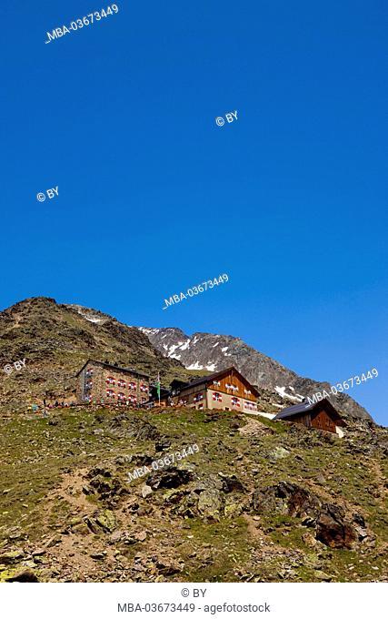 Breslauer Hütte (alpine hut)
