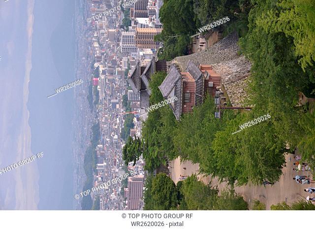 Spot,Matsuyama Castle,Japan