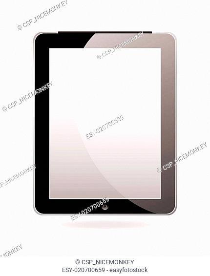 Computer screen tablet
