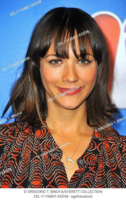 Rashida Jones at arrivals for NBC Upfront Presentation for Fall 2011, Hilton New York, New York, NY May 16, 2011. Photo By: Gregorio T