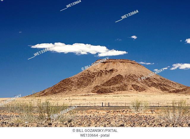 Road to Keetmanshoop - Namibia, Africa