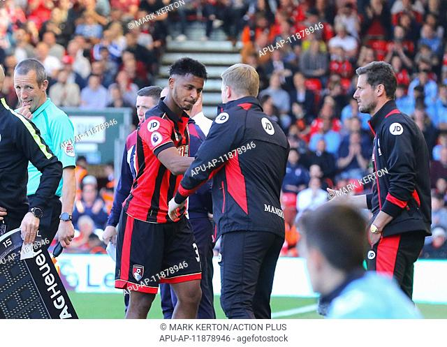 2017 Premier league Bournemouth v Burnley May 13th. May 13th 2017, Vitality Stadium, Bournemouth, Dorset, England; EPL Premier league Bournemouth versus...