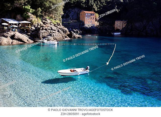 San Fruttuoso, Genova, Liguria, Italy