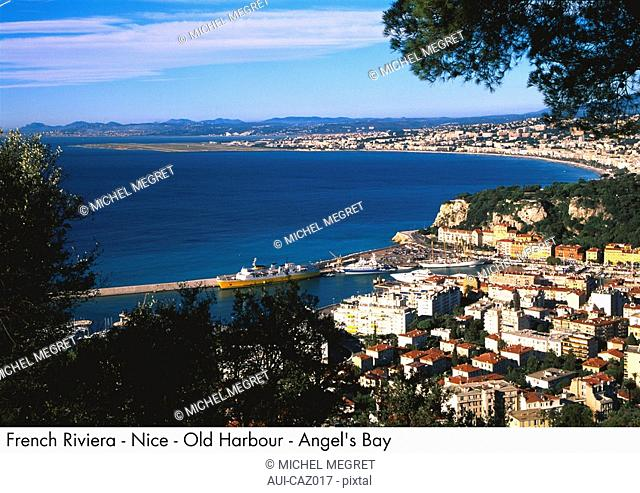 French Riviera - Nice - Old Harbour - Angel's Bay