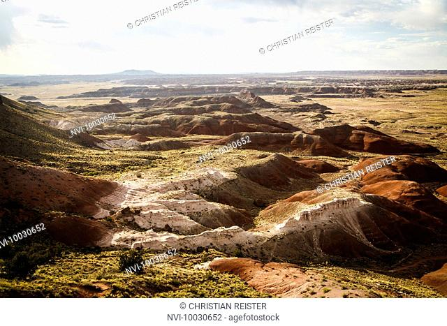 Painted Desert, Historic Route 66, Arizona, USA