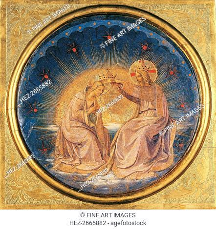 The Coronation of the Virgin, 1440-1449