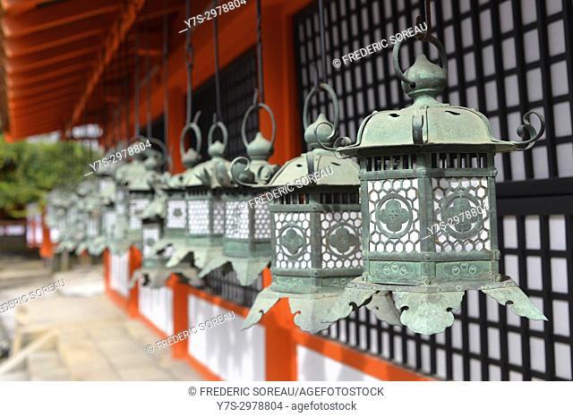 Kasuga-taisha Shrine,Nara,Japan