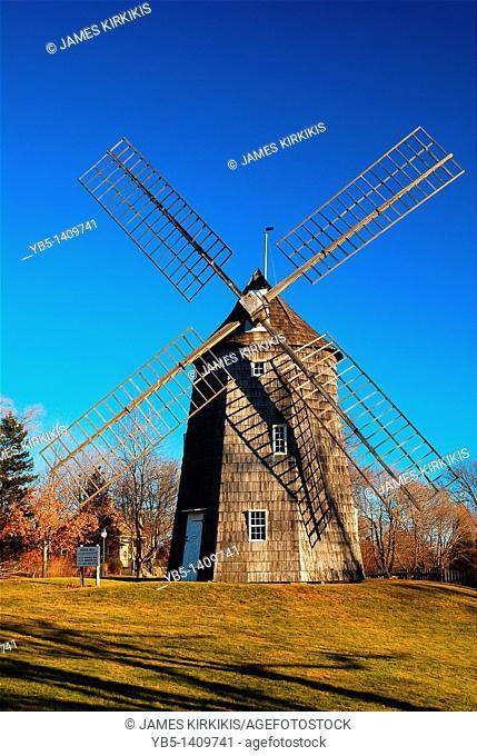 Hook Windmill, East Hampton, NY