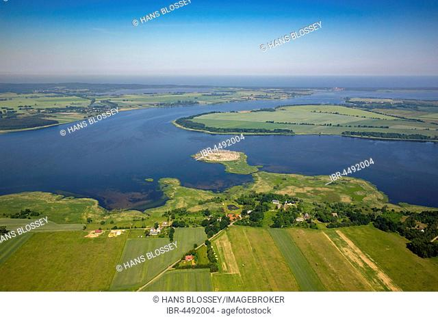 Peninsula Gardzka Kepa, Polchowo, Dusin, Baltic Coast, West Pomerania Province, Poland