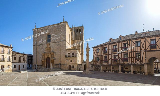 Spain, Burgos Province, Peñaranda de Duero City