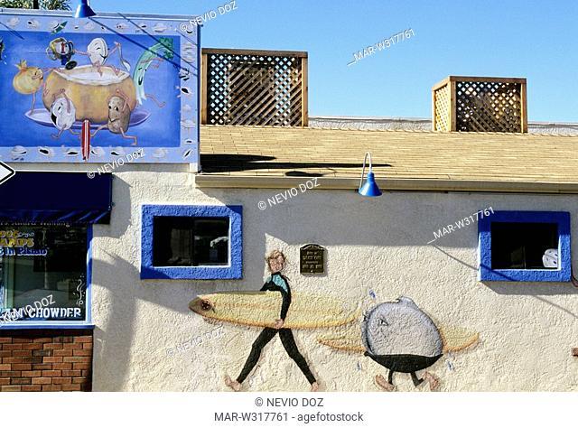 pismo beach, california, usa