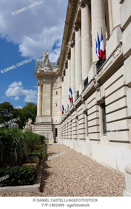 Palais Royal, Petit Palais, Paris, France