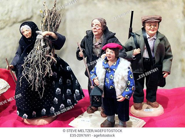 French Christmas santons