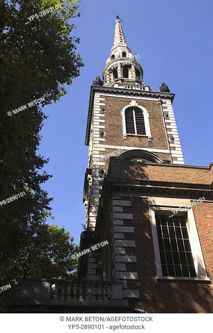 St Mary's Church Islington London