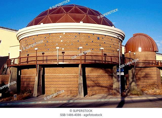 Natural History Museum Albuquerque New Mexico, USA