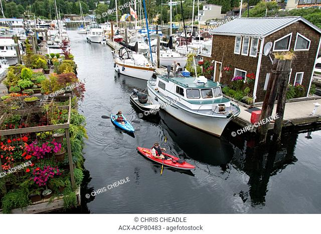 Gibsons, British Columbia, Canada
