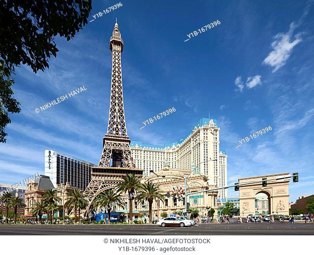 Paris, Las Vegas Paradise