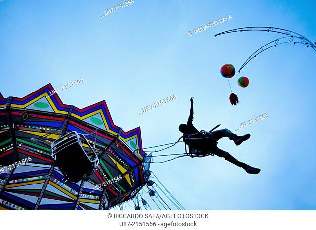 Amusement Park, Chairoplane