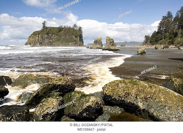 Ruby Beach - Olympic National Park, Washington