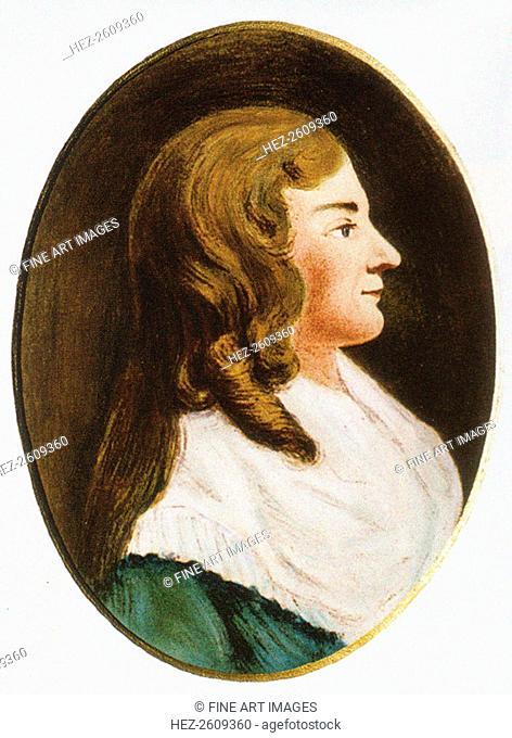 Dorothea Christiane Erxleben (1715-1762), Mid of the 18th cen. Artist: Anonymous