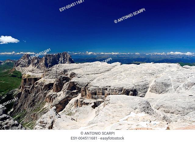 Italian Dolomites - Sella Group
