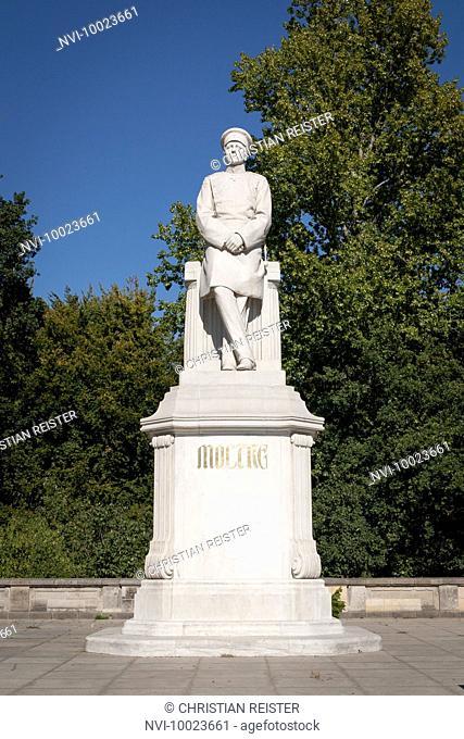 Helmuth von Moltke the Elder Memorial, Tiergarten, Berlin, Germany