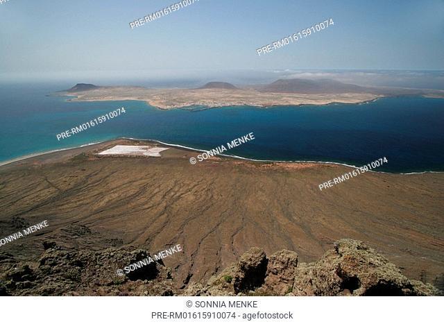 Mirador del Rio, Lanzarote, Canary Islands, Spain, Europe