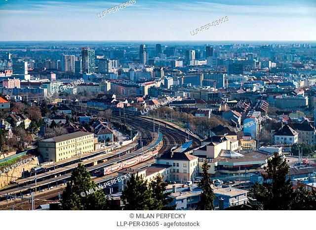 Central Station, Bratislava - Slovakia