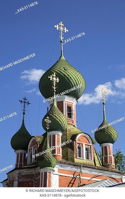 Church of Alexander Nevsky, Pereslavl-Zalessky, Golden Ring, Yaroslavl Oblast, Russia